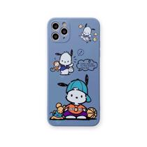 Afbeelding van Cartoon Dog TPU Case For iPhone 12 Mini Pro Max 11 Pro X XS Max XR 7 7plus 8 8plus Shockproof Back Cover Case