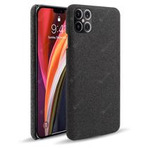 Afbeelding van Phone Shell Fabric Holster Drop Resistance Protective Sleeve for iPhone 12 Pro 6.1