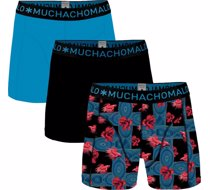 Afbeelding van Muchachomalo boxershorts Agains the stream 3-pack-S;