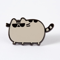 Afbeelding van Punky Pins Pin - Pusheen in Shades